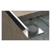 Aluminijumska završna lajsna P6-00 srebrna mat