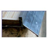 Aluminijumska okapnica P10-00 srebrna mat