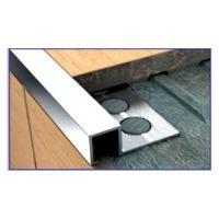 Aluminijumska završna lajsna SAP-120 srebrna, mat