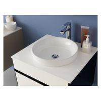 Ormarić DONNA sa fiokom za umivaonik (CRNA/BELA) 528810